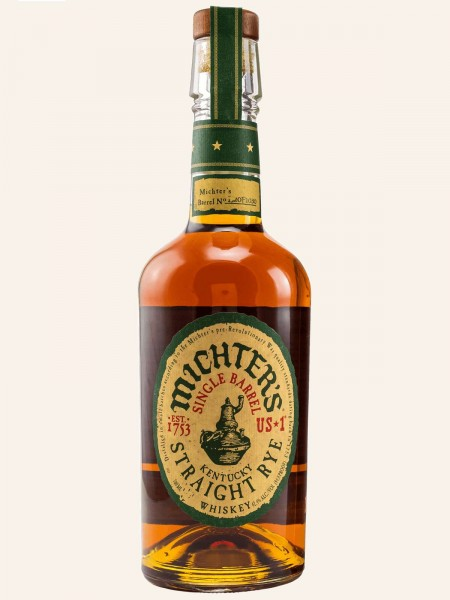 Single Barrel - Kentucky Straight Rye Whiskey