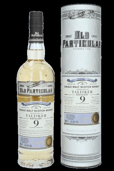 9 Jahre - 2010 - Douglas Laing - Old Particular - Single Malt Scotch Whisky