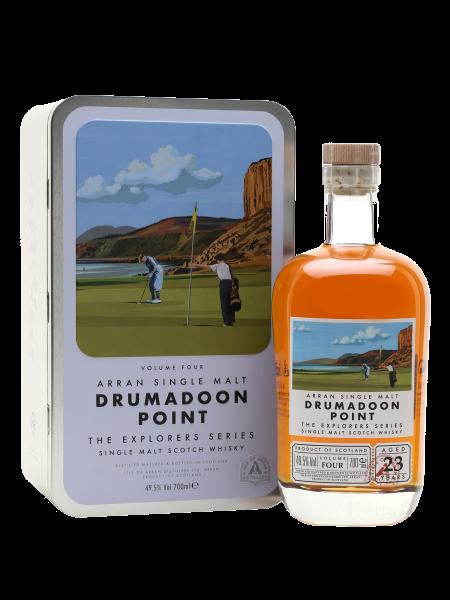 23 Jahre - Drumadoon - The Explorer Series - Volume Four - Single Malt Whisky