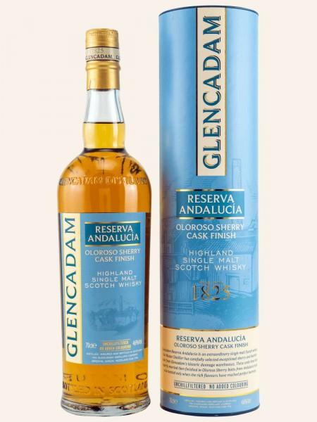 Reserva Andalucía - Oloroso Sherry Cask Finish - Highland Single Malt Scotch Whisky