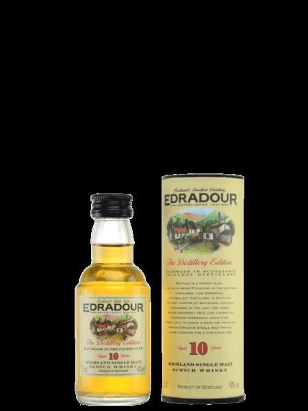 Miniatur - 10 Jahre - Highland Single Malt Whisky