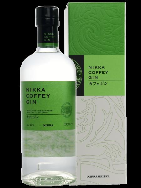Coffey Gin - Japanischer Gin