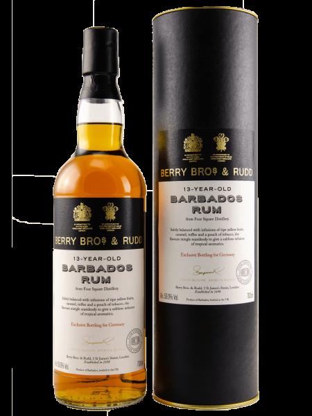 13 Jahre - 2004/2018 - Cask No. 16 - Barbados Rum
