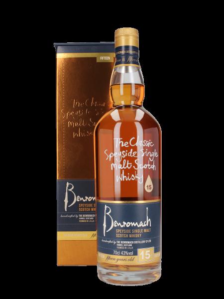 15 Jahre (Alte Ausstattung) - Single Malt Scotch Whisky