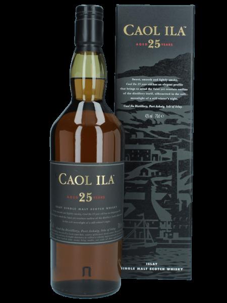 25 Jahre - Islay Single Malt Scotch Whisky