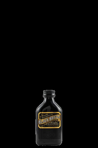 Miniatur Black Bottle - Blended Scotch Whisky