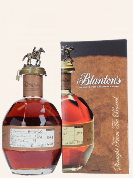 Straight from the Barrel - Bourbon Whiskey