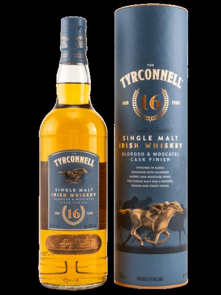 16 Jahre - Oloroso & Moscatel Cask Finish - Single Malt Irish Whiskey
