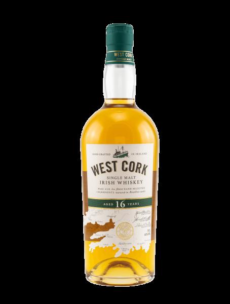 16 Jahre - Bourbon Casks - Single Malt Irish Whiskey