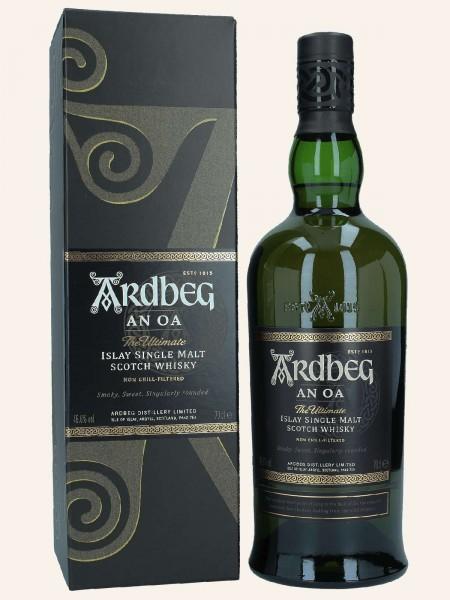 An Oa - The Ultimate - Islay Single Malt Scotch Whisky