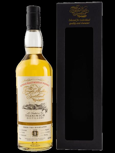 11 Jahre - 2008 - The Single Malts of Scotland - Cask No. 715790 - Single Malt Whisky