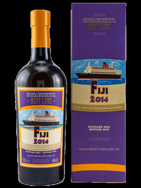 3 Jahre - Fiji 2014 - Rum