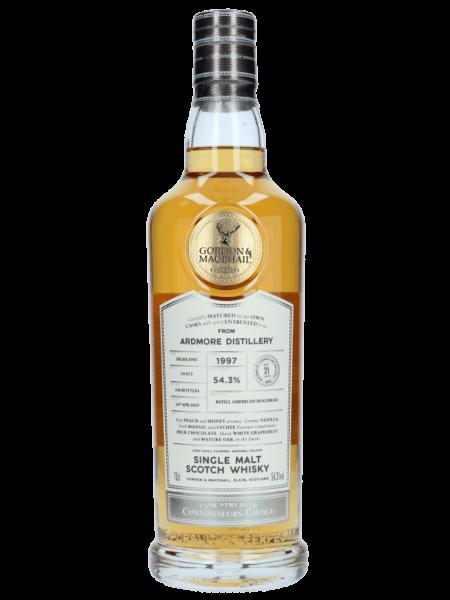 21 Jahre - 1997/2019 - Gordon & Macphail - Cask No. 19/073 - Single Malt Scotch Whisky