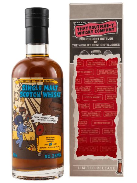 19 Jahre - That Boutique-Y Whisky Company - Single Malt Whisky