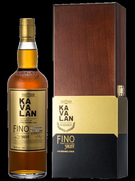 Solist Fino - Kavalan Solist - Single Malt Whisky
