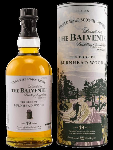 19 Jahre – The Edge of Burnhead Wood – Single Malt Scotch Whisky