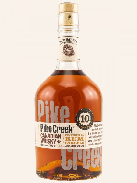 10 Jahre - Canadian Whisky