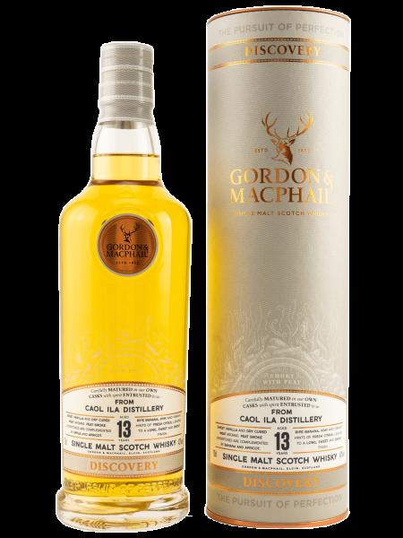 13 Jahre - Discovery - Gordon & Macphail - Single Malt Scotch Whisky