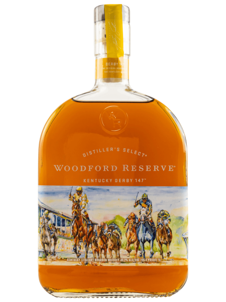 Kentucky Derby 147 - Kentucky Straight Bourbon Whiskey