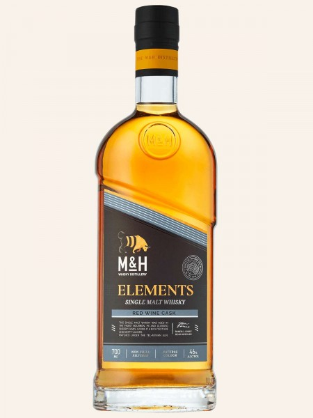 Red Wine Cask - Elements - Single Malt Whisky