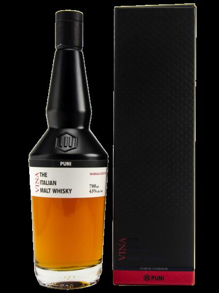 Vina - Marsala Edition - The Italien Malt Whisky