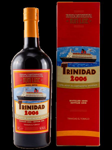 12 Jahre - Trinidad 2006 - Rum