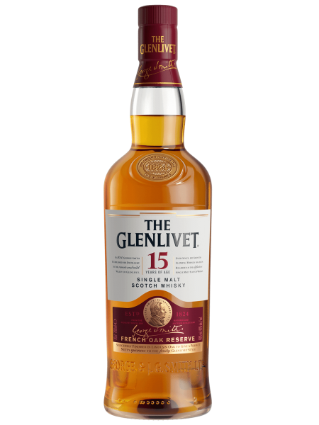 15 Jahre - French Oak Reserve - Single Malt Scotch Whisky