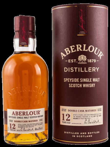 12 Jahre - Double Cask Matured - Speyside Single Malt Scotch Whisky