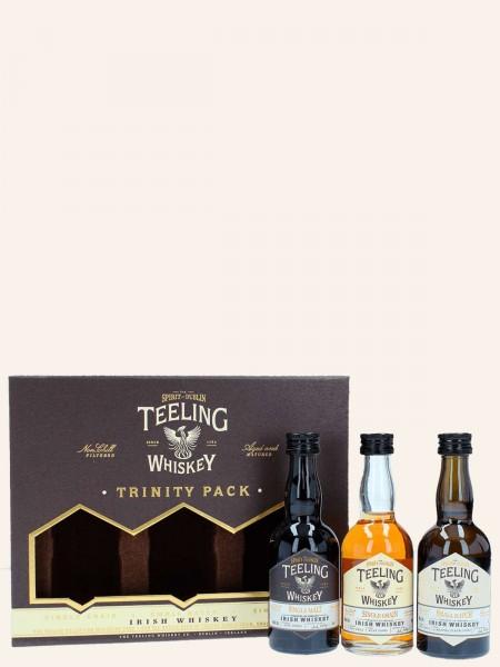 Trinity Pack - Miniaturen - Irish Single Malt - Irish Single Grain