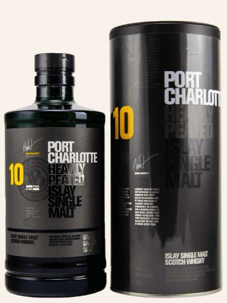10 Jahre - Heavily Peated - Single Malt Scotch Whisky