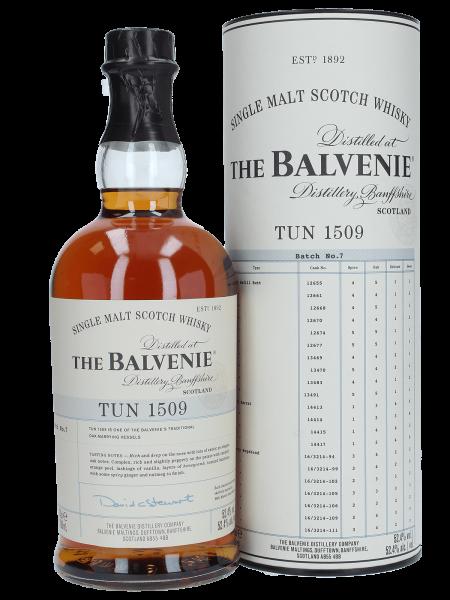 TUN 1509 - Batch No. 7 - Single Malt Scotch Whisky