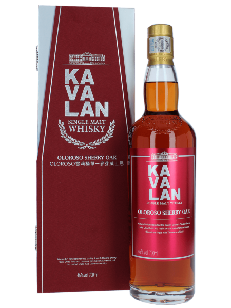 Oloroso Sherry Oak - Single Malt Whisky