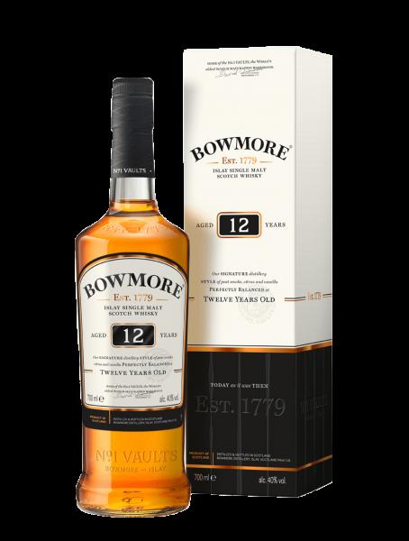 12 Jahre - Islay Single Malt Scotch Whisky