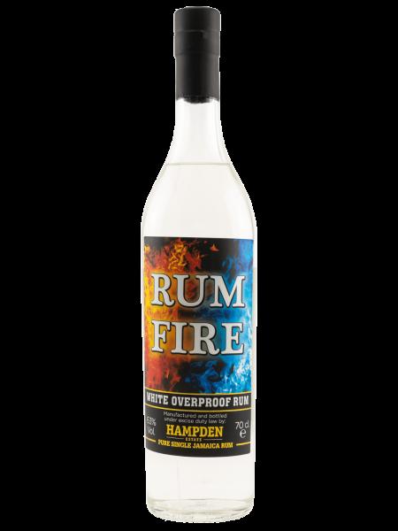 Rum Fire - White Overproof Rum