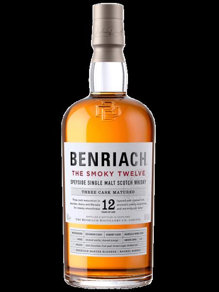 The Smoky Twelve - 12 Jahre - Single Malt Scotch Whisky