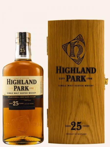 25 Jahre - Single Malt Scotch Whisky