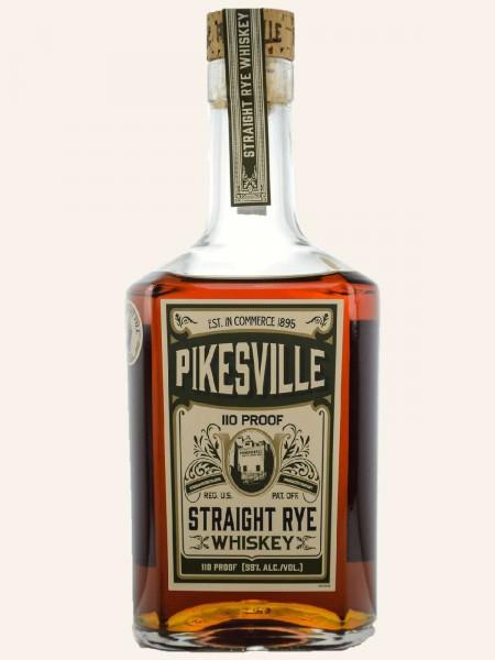 110 Proof - 6 Jahre - Rye Whiskey