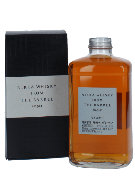 From the Barrel - Blended Whisky
