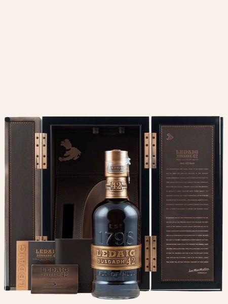 42 Jahre - Dusgadh - 1972/2014 - Single Malt Scotch Whisky