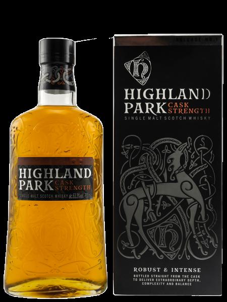 Cask Strength Release No. 1 - Single Malt Scotch Whisky