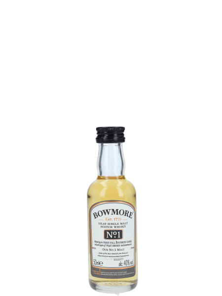 Miniatur No. 1 - Single Malt Scotch Whisky