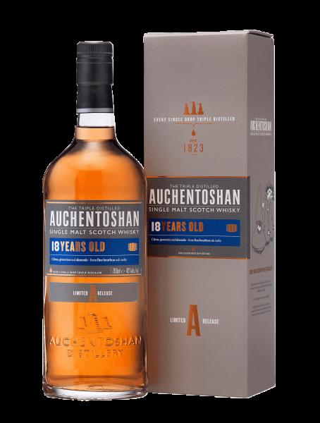 18 Jahre - Limited A Release - Single Malt Scotch Whisky