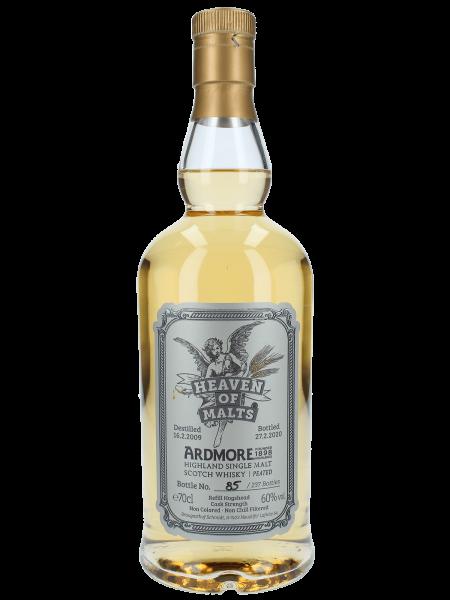 Heaven of Malts - 11 Jahre - 2009/2020 - Single Malt Scotch Whisky