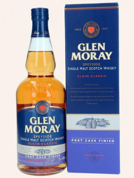 Port Cask Finish - Speyside Single Malt Scotch Whisky