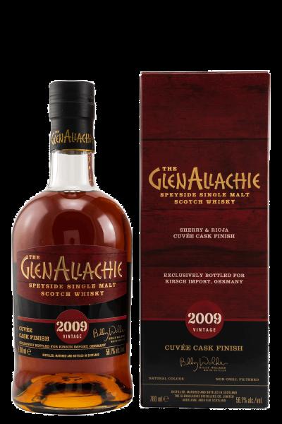 2009/2021 - Sherry & Rioja Cuvée Finish - Single Malt Whisky