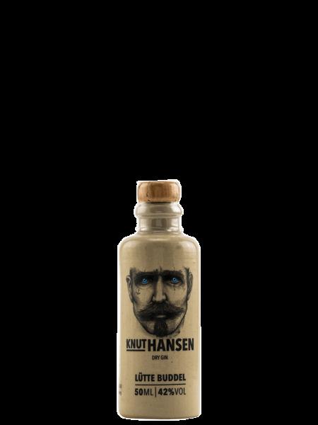 Miniatur - Lütte Buddel - Dry Gin