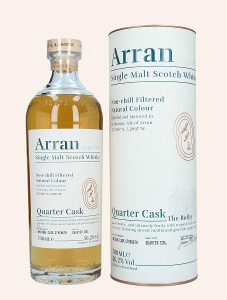 Quarter Cask - The Bothy - Single Malt Scotch Whisky
