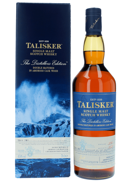 Distillers Edition 2010/2020 - Single Malt Scotch Whisky