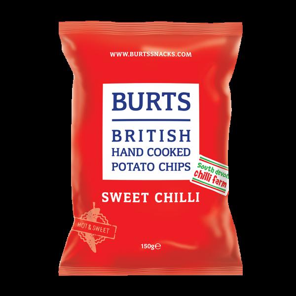 British Potato Chips Sweet Chilli