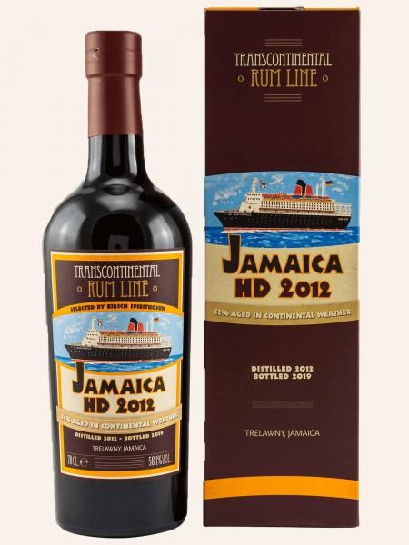 7 Jahre - Jamaica HD 2012 - Rum